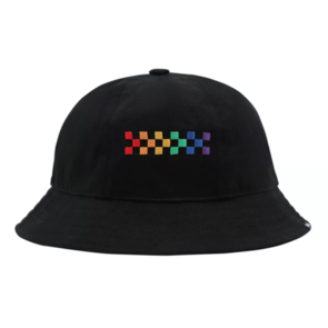VANS PRIDE BUCKET HAT BLACK