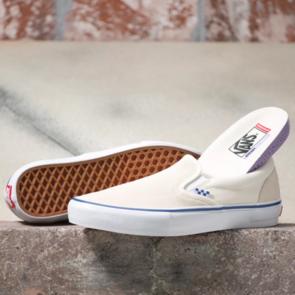 VANS SKATE SLIP-ON OFF WHITE