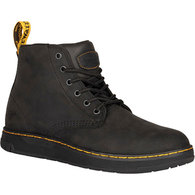 DR MARTENS LEDGER SP1 ST 6 EYE BOOT BLACK