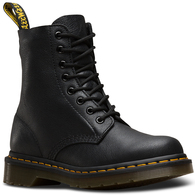 DR MARTENS WOMENS 1460 PASCAL VIRGINIA 8EYE BOOT BLACK
