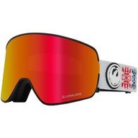 DRAGON 2020 NFX2 FOREST SIGNATURE / LL RED ION + LL ROSE