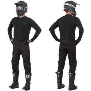 ONEAL 2022 YOUTH ELEMENT CLASSIC BLACKOUT FULL GEAR SET