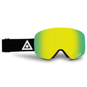 ASHBURY 2021 HORNET GOGGLES BLACK TRIANGLE