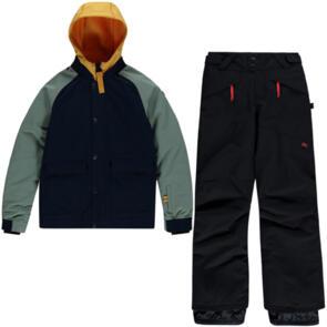 ONEILL SNOW 2021 YOUTH BOYS DECOMBE BOMBER + BOYS ANVIL PANTS