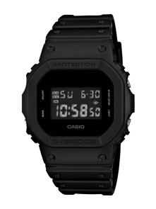 CASIO G-SHOCK DW5600 DIGITAL WATCH BASIC BLACK