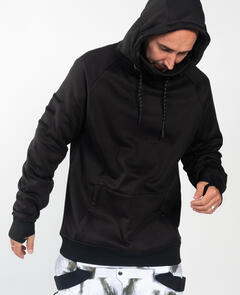 ENDEAVOR SNOWBOARDS 2021 OPS RIDING HOODY BLACK