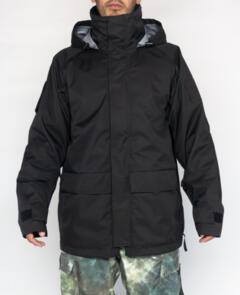ENDEAVOR SNOWBOARDS 2021 PATROL 2/1 JACKET (15K) BLACK