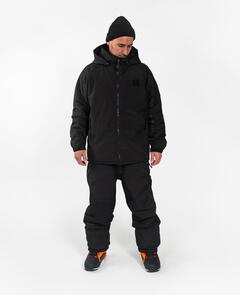 ENDEAVOR SNOWBOARDS 2021 RANGER JACKET AND PANT BLACK COMBO