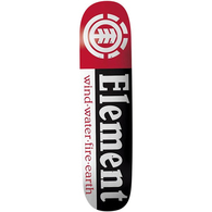 ELEMENT THRIFTWOOD SECTION BLACK 7.75