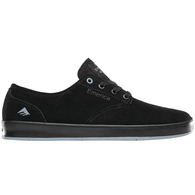EMERICA THE ROMERO LACED BLACK BLACK BLUE