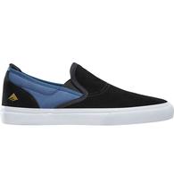 EMERICA WINO G6 SLIP-ON BLACK BLUE