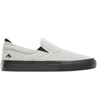 EMERICA WINO G6 SLIP-ON WHITE/BLACK