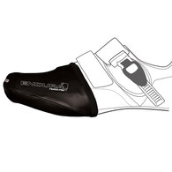 ENDURA FS260-PRO SLICK TOE COVER BLACK
