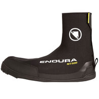 ENDURA MT500 PLUS OVERSHOE FOR FLAT PEDALS BLACK