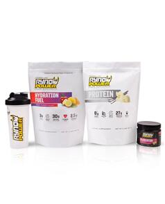 RYNO POWER ESSENTIALS POWER PACKAGE VANILLA AND FRUIT PUNCH
