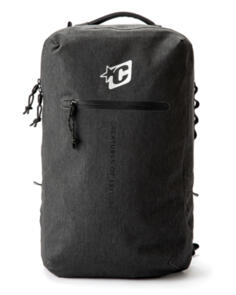 CREATURES OF LEISURE 2021 TRAVEL DRY BAG BLACK 25L