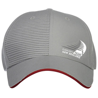 EMIRATES TEAM NZ SAILING CAP - SILVER