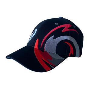 EMIRATES TEAM NZ ETNZ SWIRL CAP BLACK