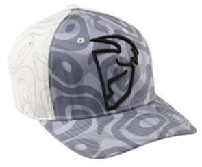 THOR HAT MOD WHITE CURVED BILL