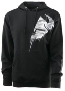 THOR HOODY PULL FREQUENCY BLACK