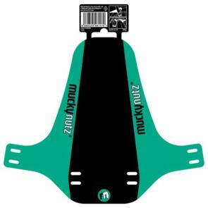 MUCKYNUTZ MUCKY NUTZ GUARD FACE FENDER FRONT TEAL