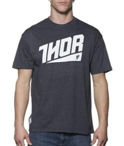 THOR TEE S/S ASCEND CHARCOAL HEATHER