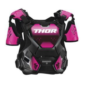 THOR CHEST PROTECTOR MX GUARDIAN S20 WOMENS BLACK PINK