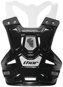 THOR SENTINEL YOUTH ARMOUR PRO FRONT ONLY PROTECTION BLACK