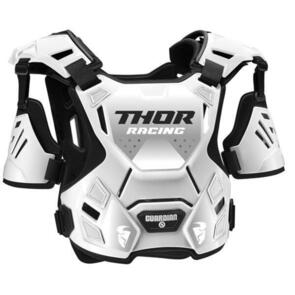 THOR CHEST PROTECTOR GUARDIAN S20 YOUTH WHITE