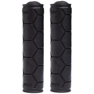 FABRIC MTB SILICONE LOCKON GRIP BLACK