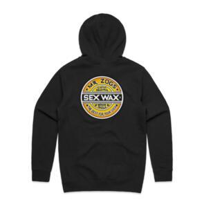SEX WAX FADE HOOD BLACK