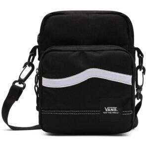 VANS CONSTRUCT SHOULDER BAG BLACK WHITE