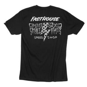 FASTHOUSE PRISM TEE BLACK
