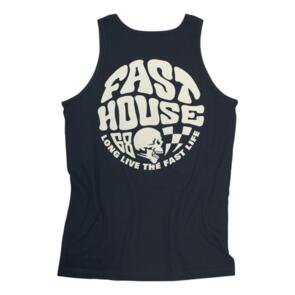 FASTHOUSE WAXED TANK NAVY