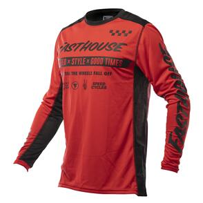 FASTHOUSE 2022 GRINDHOUSE DOMINGO JERSEY RED