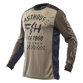 FASTHOUSE 2022 OFF ROAD JERSEY MOSS/BLACK