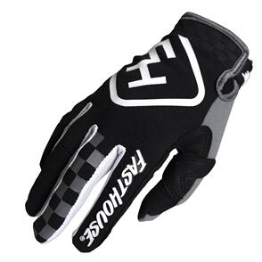 FASTHOUSE 2022 SPEED STYLE LEGACY GLOVE BLACK/GRAY
