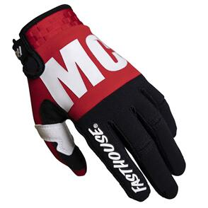 FASTHOUSE 2022 SPEED STYLE REMNANT GLOVE RED/BLACK