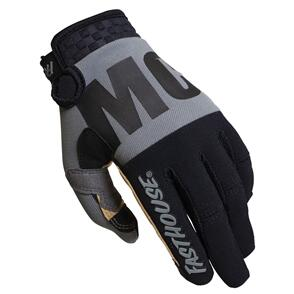 FASTHOUSE 2022 SPEED STYLE REMNANT GLOVE GRAY/BLACK