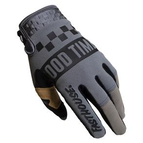 FASTHOUSE 2022 YOUTH SPEED STYLE DOMINGO GLOVE BLACK/MOSS