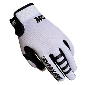 FASTHOUSE 2022 YOUTH A/C ELROD AIR GLOVE WHITE