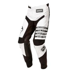 FASTHOUSE YOUTH GRINDHOUSE PUNK PANTS WHITE/BLACK