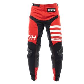 FASTHOUSE 2022 ELROD PANT RED/BLACK