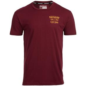 FASTHOUSE TREMOR TECH TEE MAROON