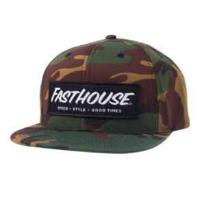 FASTHOUSE SPEED/STYLE HAT CAMO