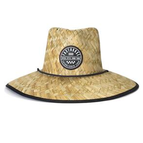 FASTHOUSE STATEMENT STRAW HAT NATURAL ONE SIZE