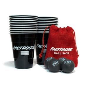 FASTHOUSE PARTY CUPS BLACK ONE SIZE