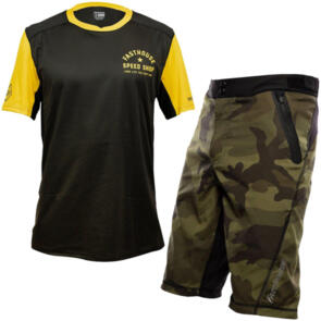 FASTHOUSE 2021 ALLOY STAR YOUTH SS JERSEY + CAMO CROSSLINE