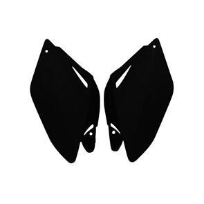 RTECH SIDEPANELS RTECH HONDA CRF250R 06-09 BLACK