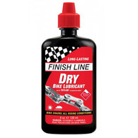 FINISH LINE DRY TEFLON LUBE 4OZ/120ML